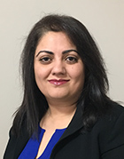 Dimple Solanki portrait image. Your local mortgage specialist in Calgary, AB